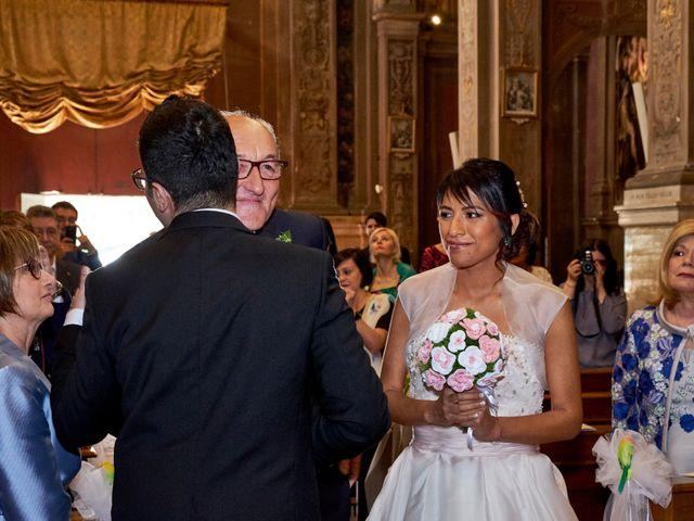 Il matrimonio di Salvatore e Miriam a Bologna, Bologna 9