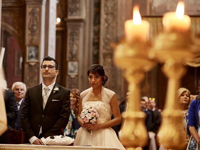 Il matrimonio di Salvatore e Miriam a Bologna, Bologna 11