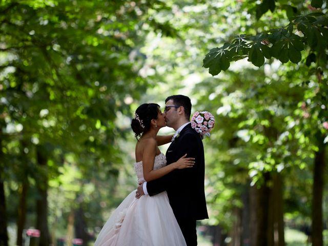 Il matrimonio di Salvatore e Miriam a Bologna, Bologna 1