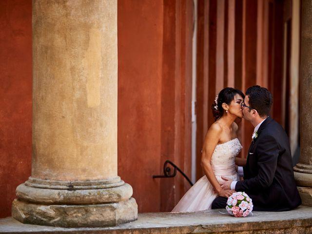 Il matrimonio di Salvatore e Miriam a Bologna, Bologna 35