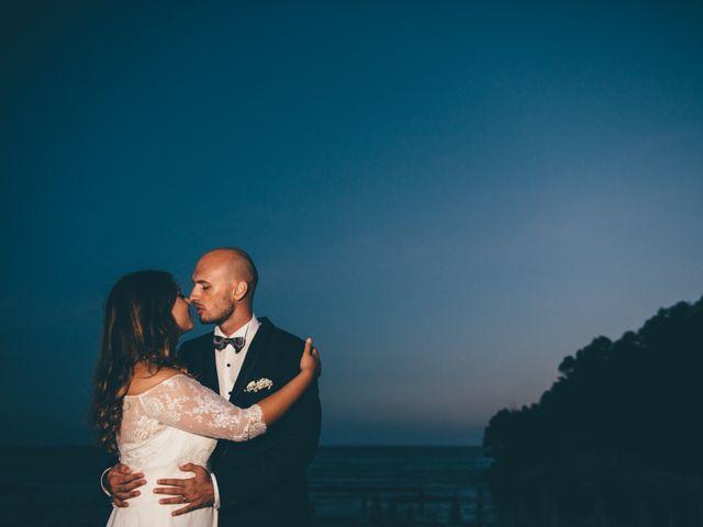 Le nozze di Laura e Massimiliano