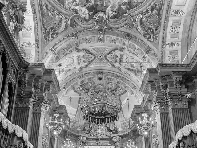 Il matrimonio di Omar e Giulia a Pavone del Mella, Brescia 10