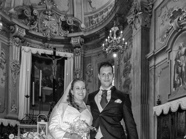 Il matrimonio di Omar e Giulia a Pavone del Mella, Brescia 8