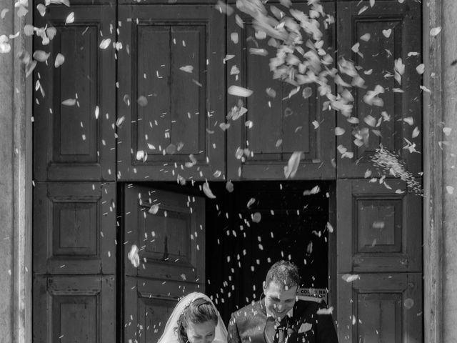 Il matrimonio di Omar e Giulia a Pavone del Mella, Brescia 7