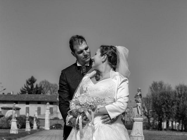 Il matrimonio di Omar e Giulia a Pavone del Mella, Brescia 5