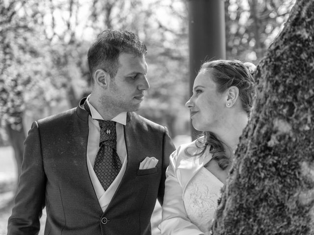 Il matrimonio di Omar e Giulia a Pavone del Mella, Brescia 4