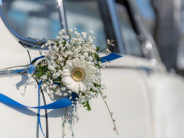 Il matrimonio di Omar e Giulia a Pavone del Mella, Brescia 2