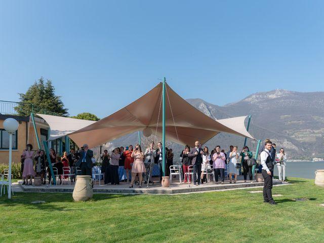 Il matrimonio di Omar e Giulia a Pavone del Mella, Brescia 1