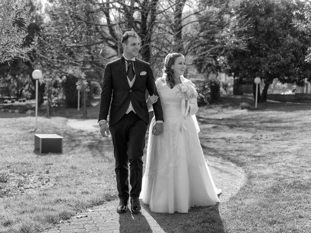 Il matrimonio di Omar e Giulia a Pavone del Mella, Brescia 14