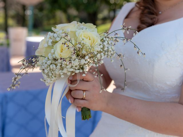 Il matrimonio di Omar e Giulia a Pavone del Mella, Brescia 15