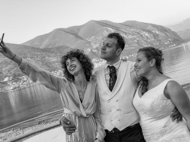Il matrimonio di Omar e Giulia a Pavone del Mella, Brescia 24