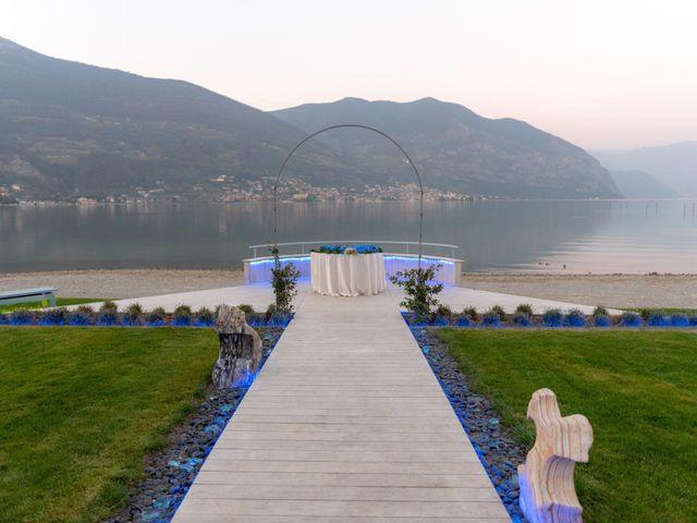 Il matrimonio di Omar e Giulia a Pavone del Mella, Brescia 23