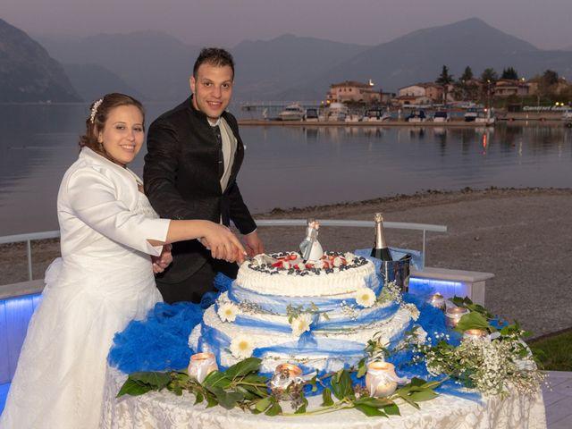 Il matrimonio di Omar e Giulia a Pavone del Mella, Brescia 19