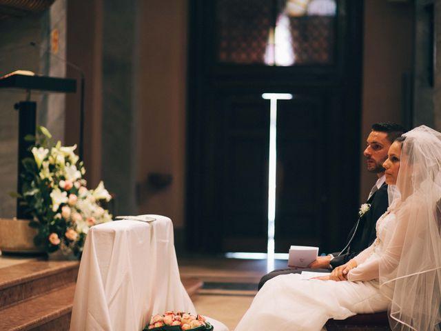 Il matrimonio di Marco e Alessandra a Brugherio, Monza e Brianza 8