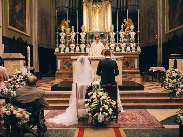 Il matrimonio di Marco e Alessandra a Brugherio, Monza e Brianza 9