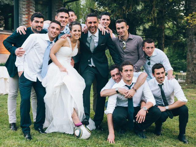 Il matrimonio di Marco e Alessandra a Brugherio, Monza e Brianza 18