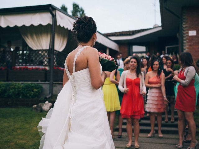 Il matrimonio di Marco e Alessandra a Brugherio, Monza e Brianza 19