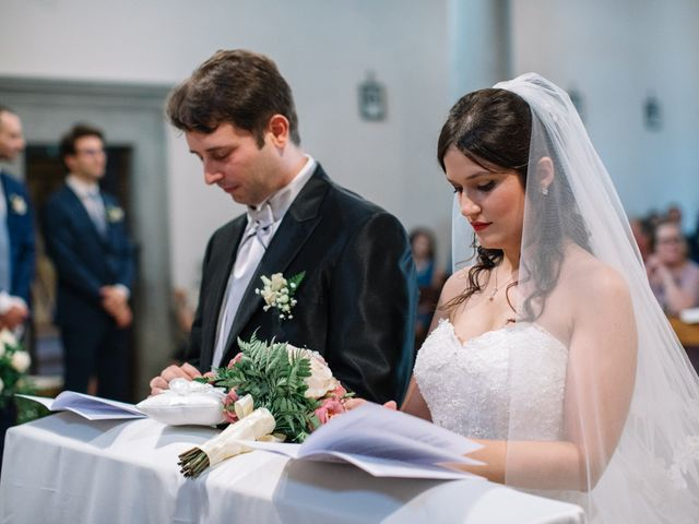 Il matrimonio di Gianluca e Veronica a Firenze, Firenze 1