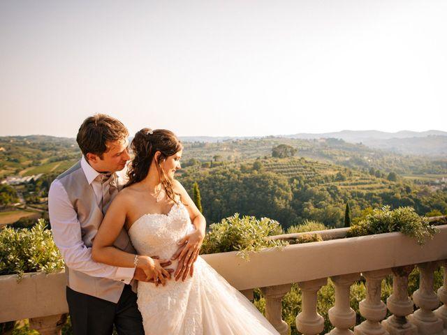 Il matrimonio di Gianluca e Veronica a Firenze, Firenze 2