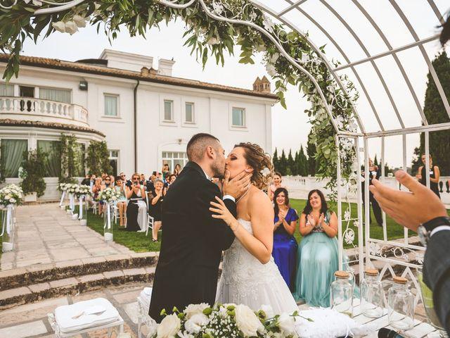 Il matrimonio di Andrea e Caterina a Bassano Romano, Viterbo 28