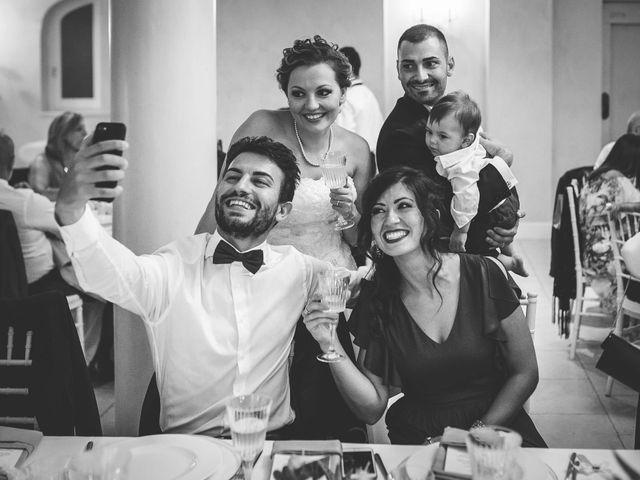 Il matrimonio di Andrea e Caterina a Bassano Romano, Viterbo 38