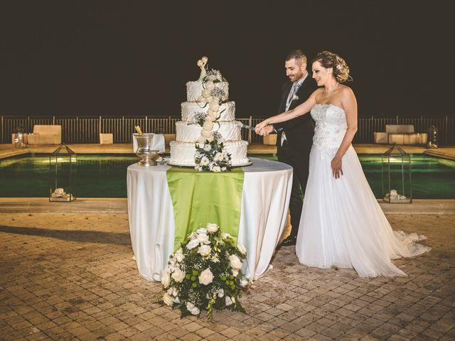 Il matrimonio di Andrea e Caterina a Bassano Romano, Viterbo 40