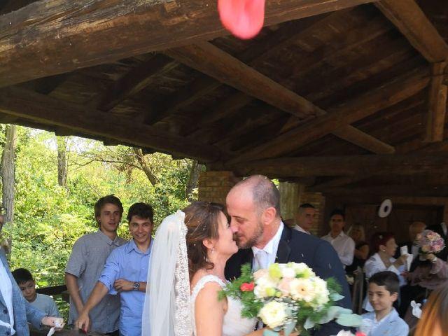 Il matrimonio di Marcello  e Alessandria  a Zerbolò, Pavia 2
