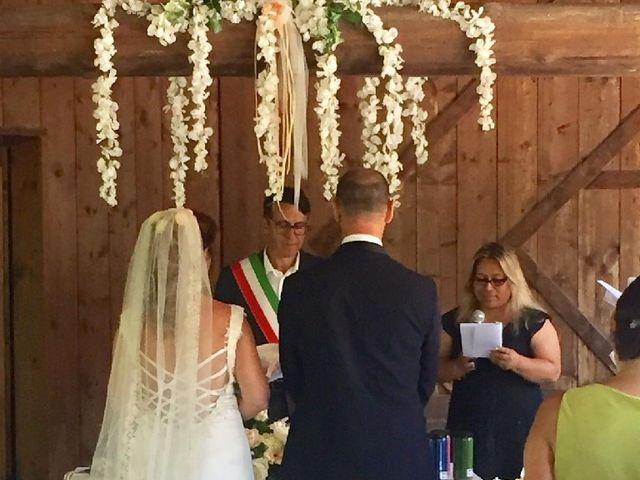 Il matrimonio di Marcello  e Alessandria  a Zerbolò, Pavia 3