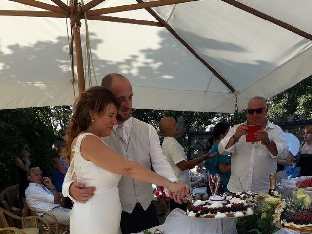 Il matrimonio di Marcello  e Alessandria  a Zerbolò, Pavia 7