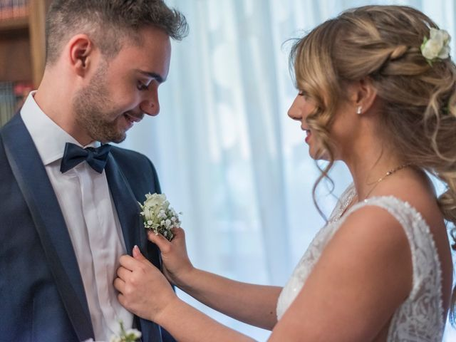 Il matrimonio di Alessandro e Chiara a Asti, Asti 9