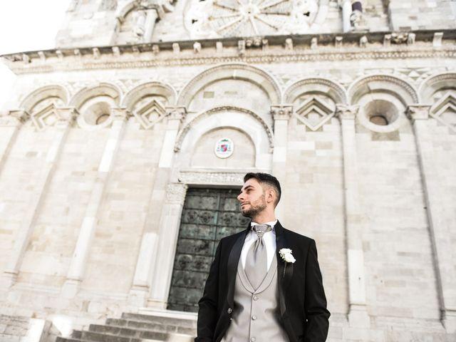 Il matrimonio di Vincenzo e Michela a Troia, Foggia 2