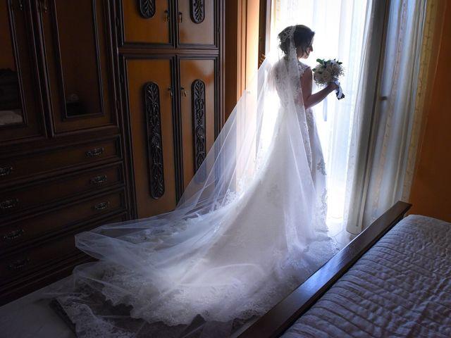 Il matrimonio di Vincenzo e Michela a Troia, Foggia 6