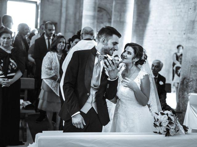 Il matrimonio di Vincenzo e Michela a Troia, Foggia 7