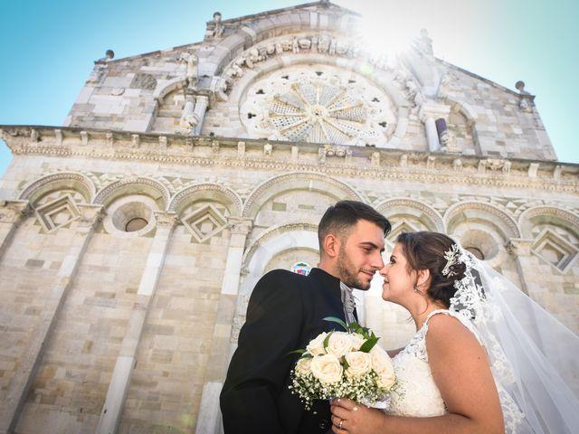 Il matrimonio di Vincenzo e Michela a Troia, Foggia 8
