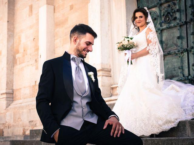 Il matrimonio di Vincenzo e Michela a Troia, Foggia 9