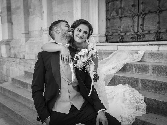 Il matrimonio di Vincenzo e Michela a Troia, Foggia 10