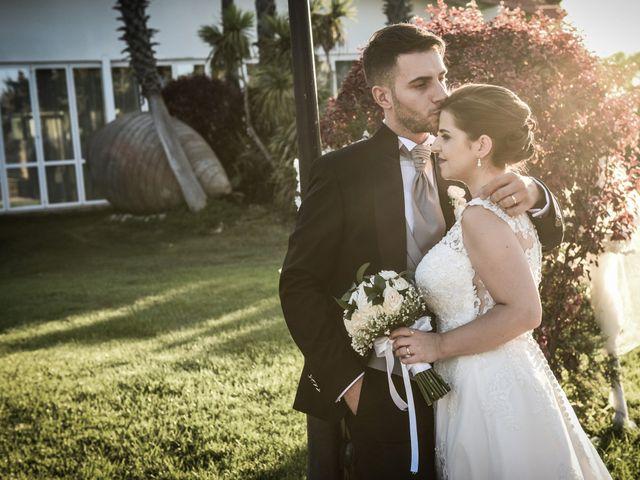 Il matrimonio di Vincenzo e Michela a Troia, Foggia 14
