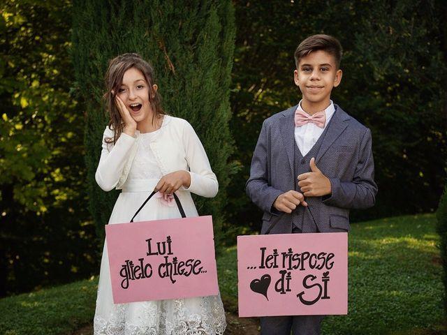 Il matrimonio di Alessandro e Valentina a Nembro, Bergamo 8