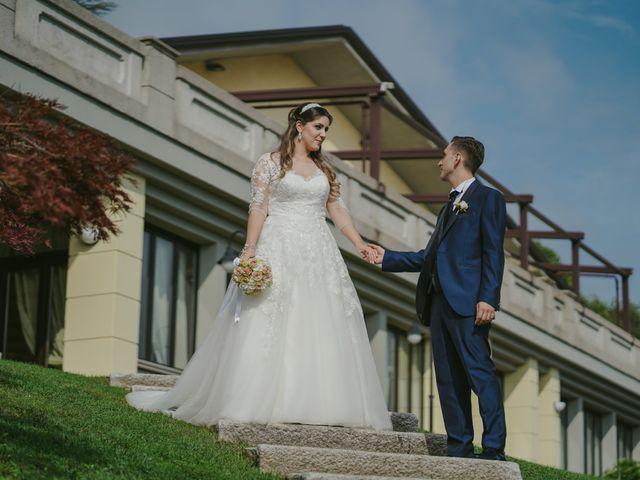 Il matrimonio di Alessandro e Valentina a Nembro, Bergamo 11