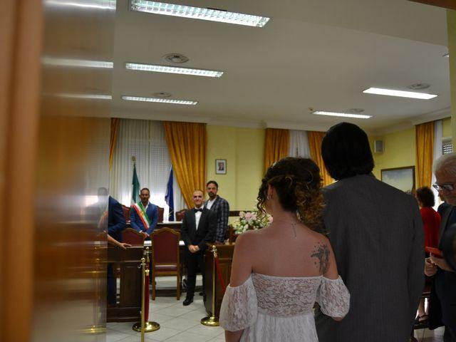 Il matrimonio di Emanuele e Giusy a Gaeta, Latina 36