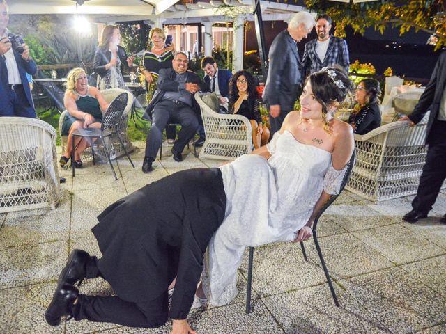 Il matrimonio di Emanuele e Giusy a Gaeta, Latina 56
