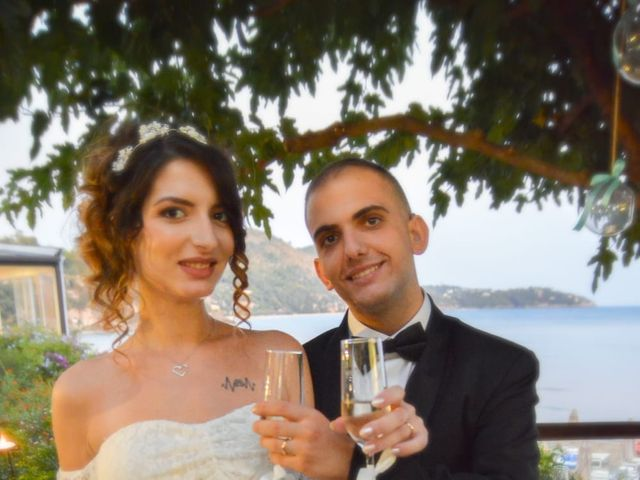 Il matrimonio di Emanuele e Giusy a Gaeta, Latina 65