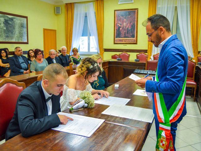 Il matrimonio di Emanuele e Giusy a Gaeta, Latina 76