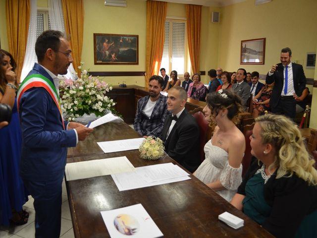 Il matrimonio di Emanuele e Giusy a Gaeta, Latina 91