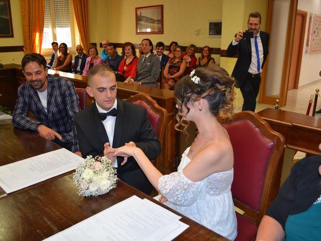 Il matrimonio di Emanuele e Giusy a Gaeta, Latina 92