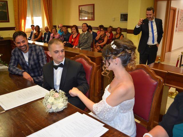 Il matrimonio di Emanuele e Giusy a Gaeta, Latina 93