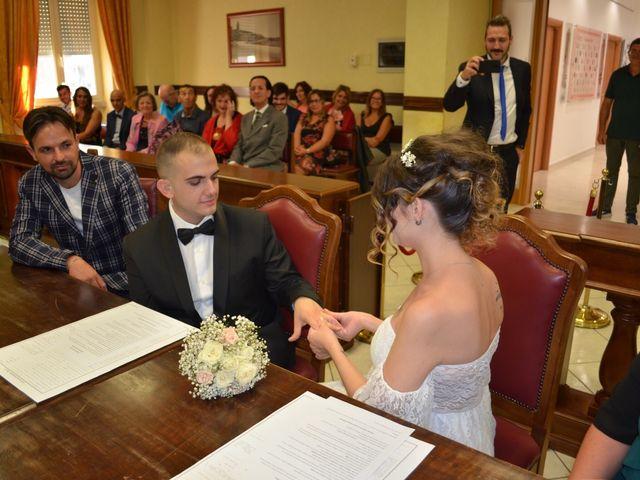 Il matrimonio di Emanuele e Giusy a Gaeta, Latina 94