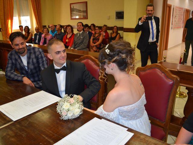 Il matrimonio di Emanuele e Giusy a Gaeta, Latina 95