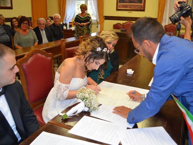 Il matrimonio di Emanuele e Giusy a Gaeta, Latina 97