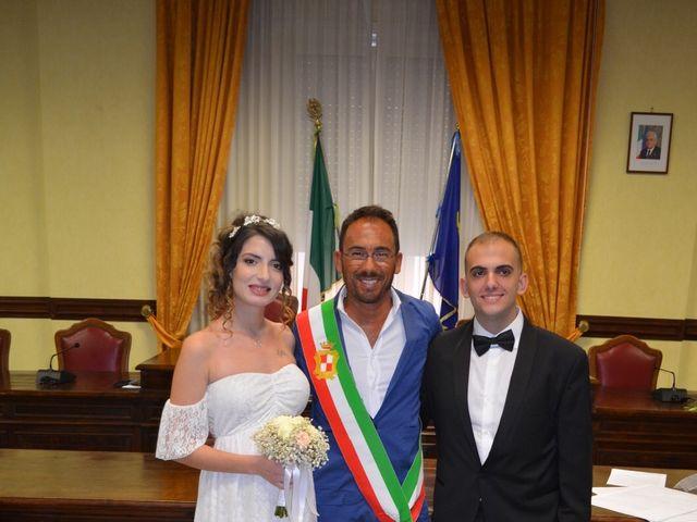 Il matrimonio di Emanuele e Giusy a Gaeta, Latina 101